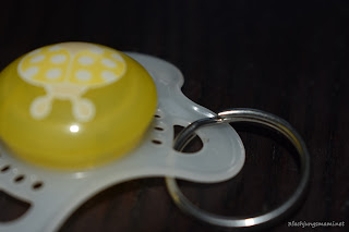 Schnuller Schlüsselanhänger