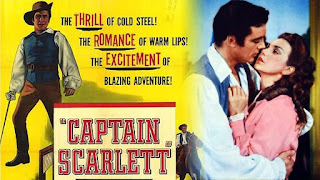 Película Capitán Scarlett Online