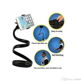 Phoseat Lazypod Pho Seat Lazy neck Phone Stand Holder Tripod Lazyneck