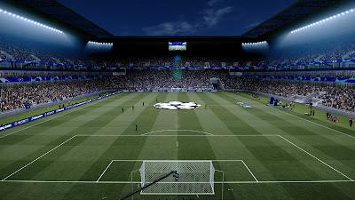 PES 2021 Stadium Matmut Atlantique