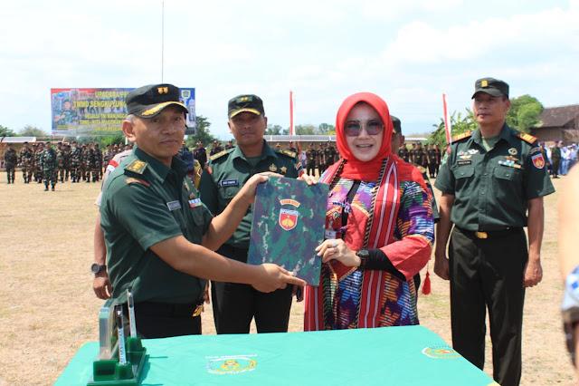 Letkol Inf Eko Juniarto Tutup TMMD Sengkuyung III Kodim Klaten