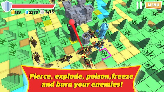 Tower of War: Protect or Die! Apk Free on Android Game Download