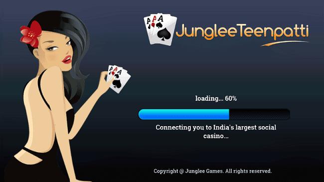 Junglee teen patti