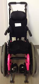 Pediatric Wheelchair picture
