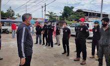 Gempa Sulbar, Bupati Pinrang Lepas Tim Relawan Pemkab Pinrang
