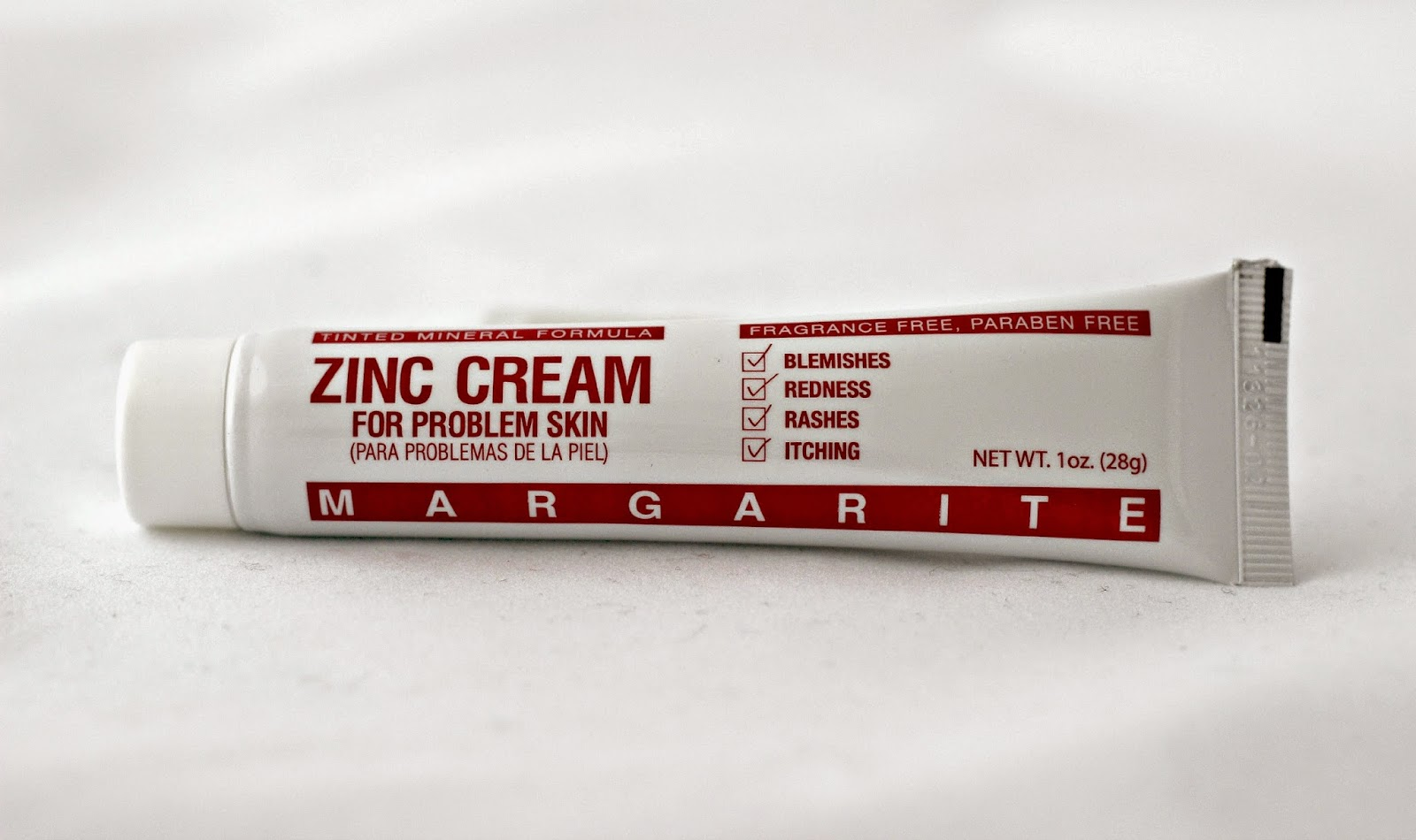 Margarite Zinc Cream for Problem Skin
