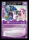 My Little Pony Princess Twilight Sparkle, Star Swirl Enthusiast Absolute Discord CCG Card
