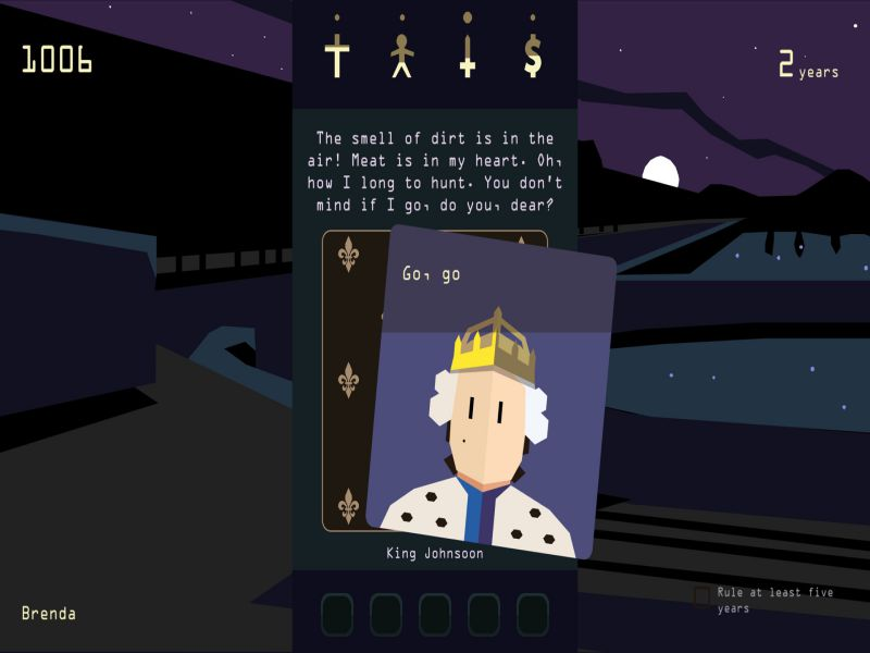 Reigns Her Majesty PC Game Free Download