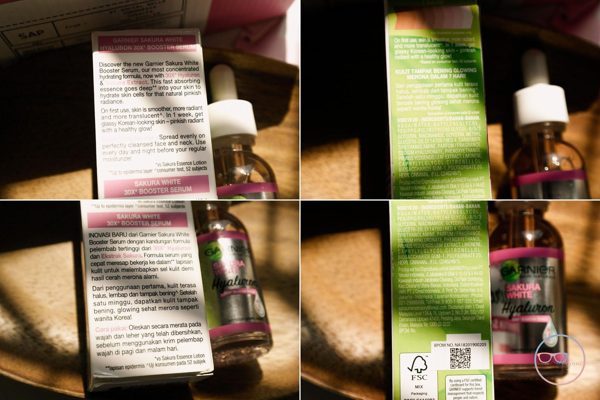review-garnier-sakura-white-30x-hyaluron-booster-serum