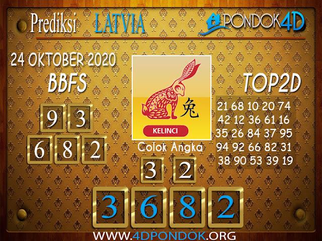 Prediksi Togel LATVIA PONDOK4D 24 OKTOBER 2020