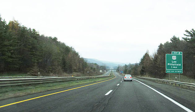 jalan tol Interstate 90