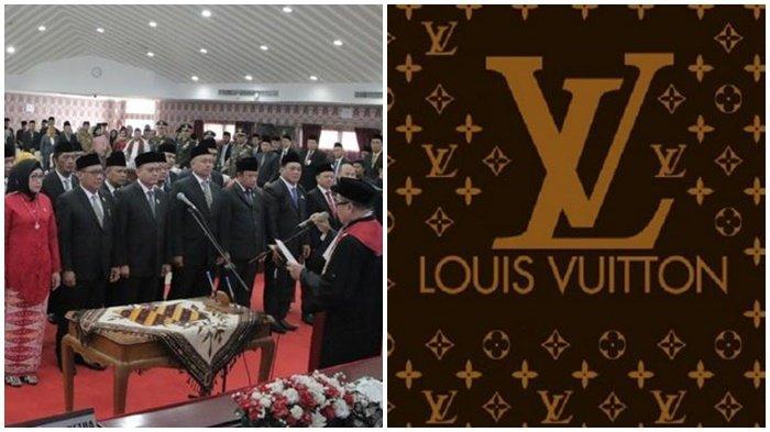 Begini Klarifikasi DPRD Kota Tangerang Soal Pembuatan Baju Dinas Louis Vuitton
