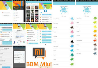Bbm Miui Style All Version