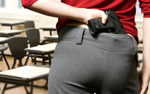 Teachers should carry guns essay