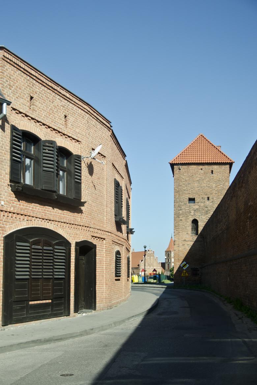 Chełmno, zwiedzanie średniowiecznego miasta.