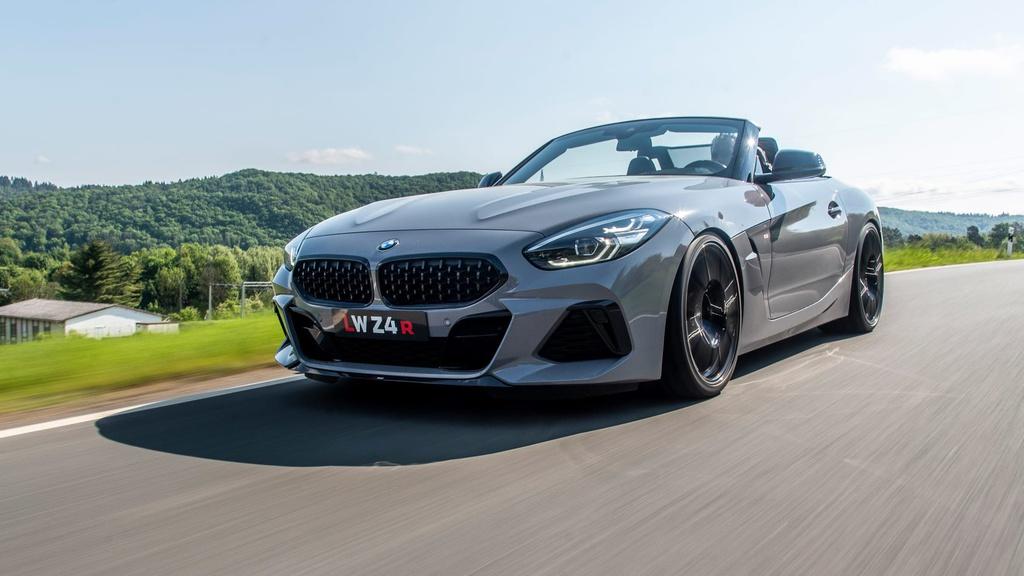 BMW Z4 R độ tăng công suất lên 395 mã lực