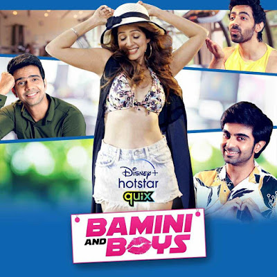 Bamini and Boys (2021) Season 01 Hindi Complete WEB Series 720p HDRip x264