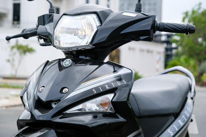 Yamaha Sirius - xe số ăn khách, tiết kiệm xăng số 1 Việt Nam