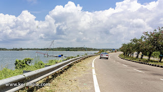 beauty of vallarpadam container road