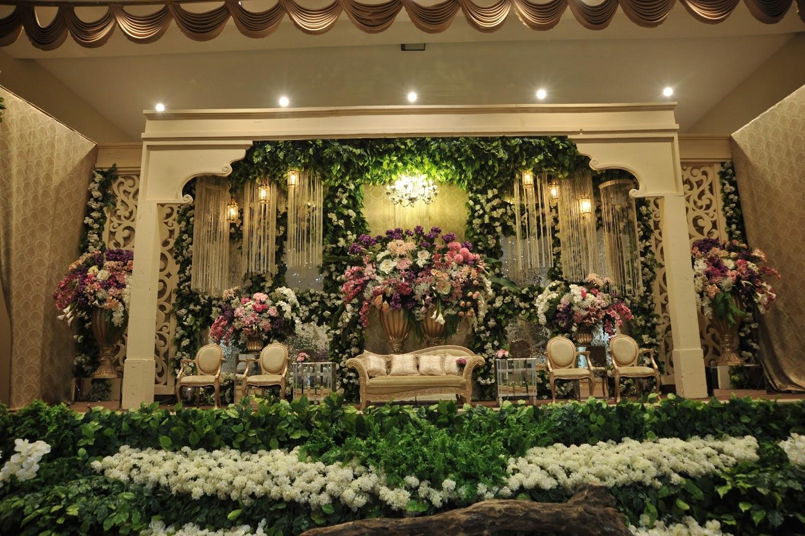 Vendor Dekorasi Pernikahan By Galeni Decoration