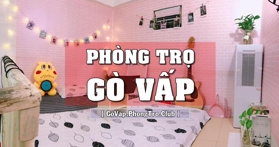 Nhóm phòng trọ dành cho sinh viên ĐH Văn Lang đang học ở cơ sở Gò Vấp