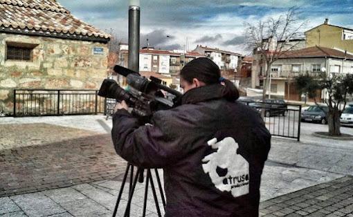Operador de cámara empresa Atrusa Producciones