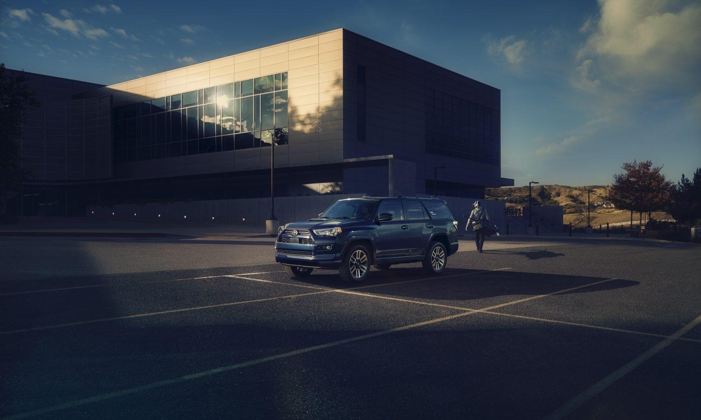 تويوتا 4 رانر الجديدة 2022 Toyota 4Runner TRD Sport
