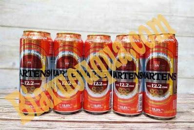 Thùng bia Martens Extra Strong nhập ngoại