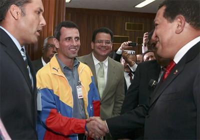 Radonski capriles homosexual relationship