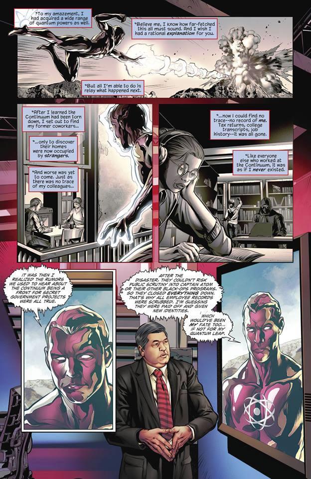 Datena DC Comics