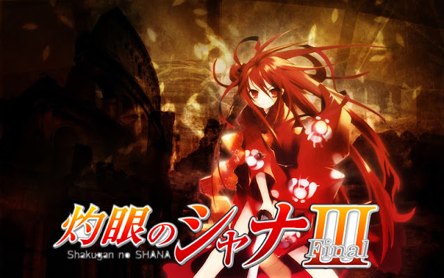 Shakugan no Shana Season 3 Sub Indo