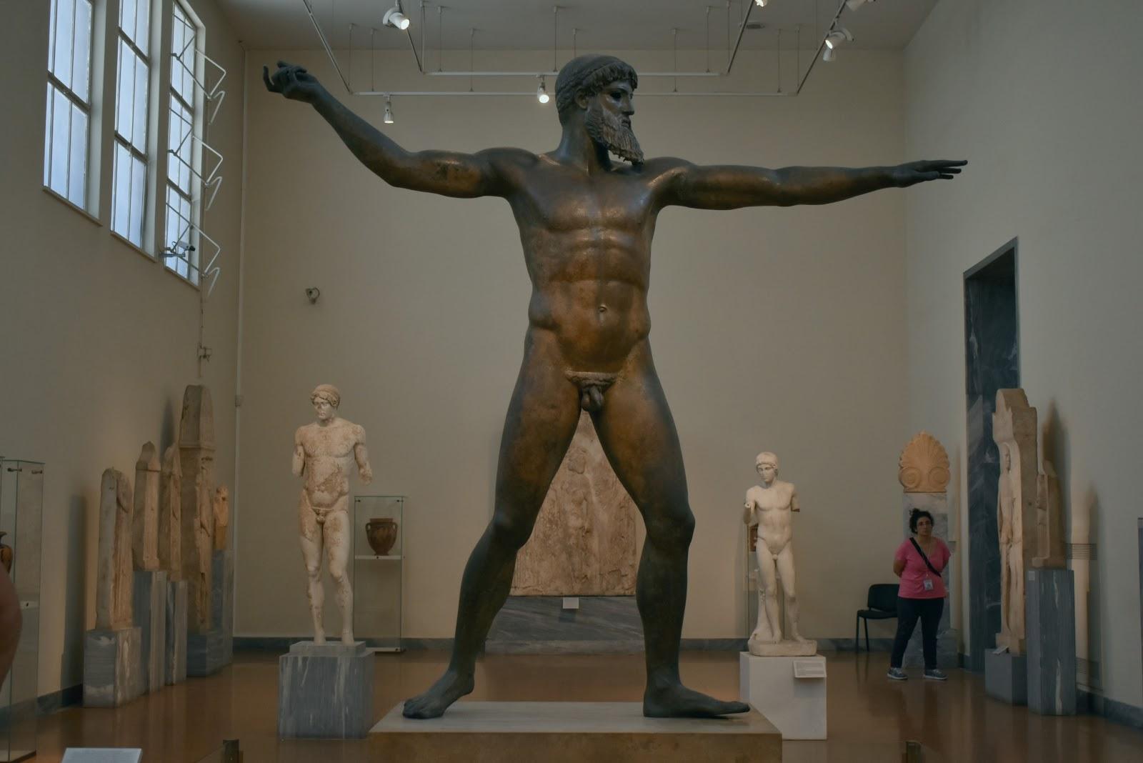 museu arqueologico de Atenas