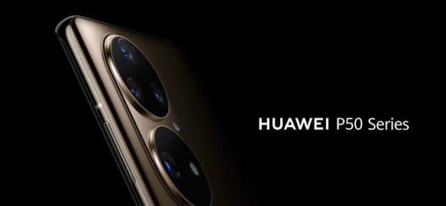 تسريبات جديدة لتصميم وكاميرا هاتف Huawei P50