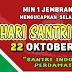 Kumpulan Banner, Spanduk, Baliho Hari Santri Nasional  2019, 2018, 2017