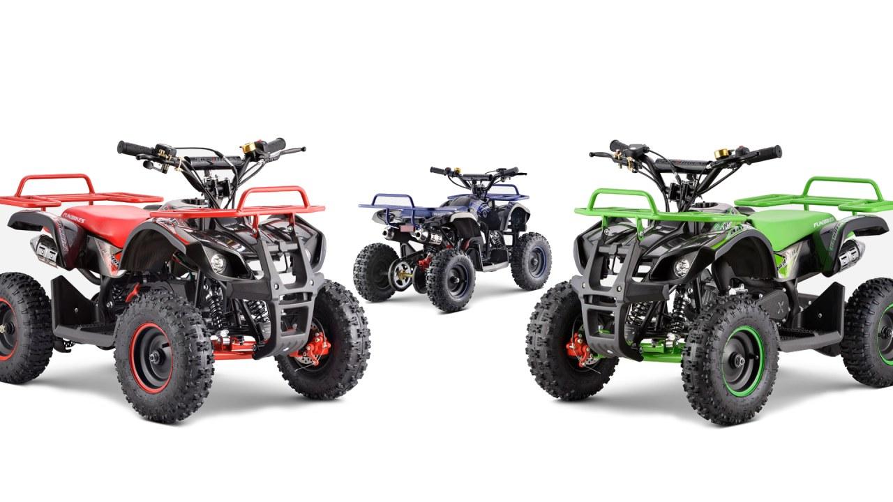 Save on Ranger Mini Quads