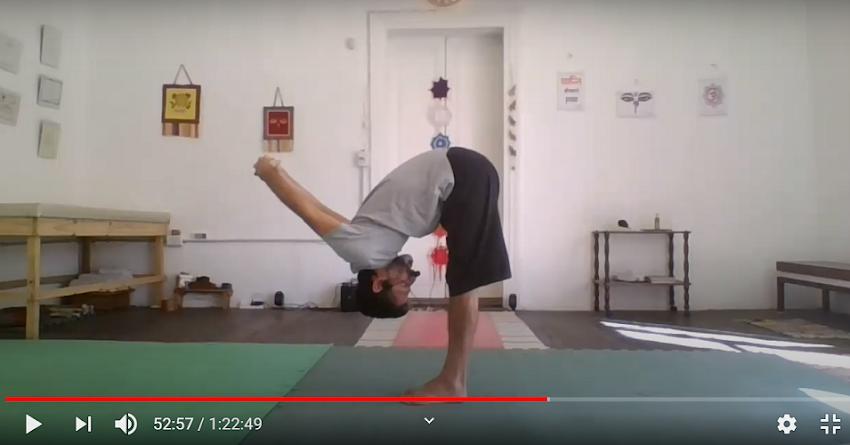 La experiencia de las clases de Yoga Online.