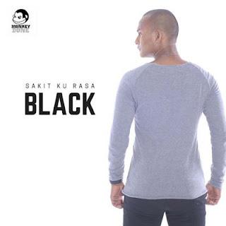 Lirik Lagu Sakit Ku Rasa - Black