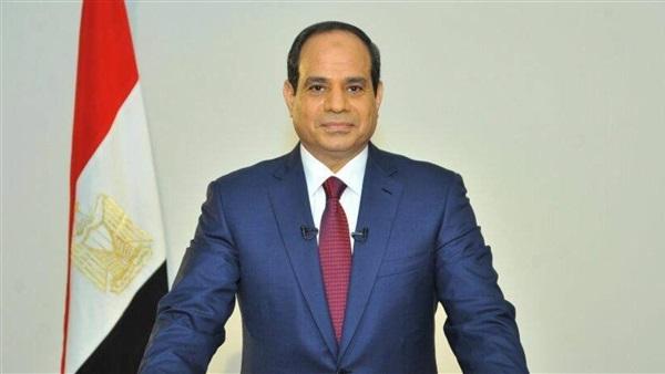 الرئيس السيسي يعلن عن عدد من الأخبار السارة للمواطنين