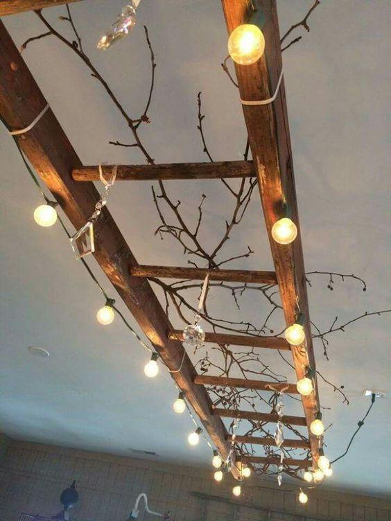 Booth Crush: Edison Bulb String Lights