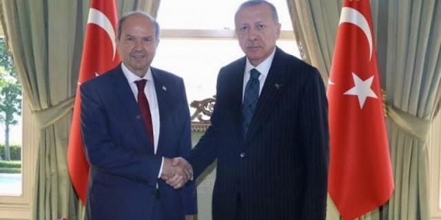 Συνάντηση Ερντογάν με την κυβέρνηση των κατεχομένων για την Κυπριακή ΑΟΖ