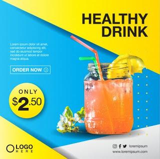 Healty Drink Juice Harga Murah