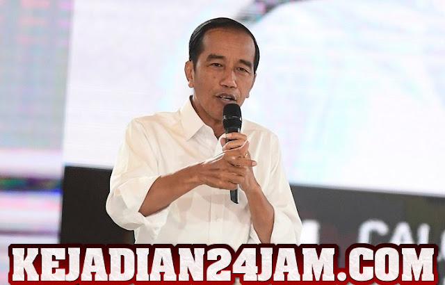 Jokowi : Pilkada Tetap Akan Berlangsung Walau Sedang Covid 19