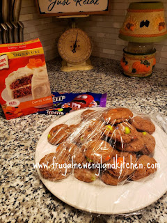 Easy Cake Mix Cookies Recipe