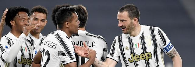 ملخص واهداف مباراة يوفنتوس وبارما (3-1) الدوري الايطالي