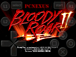 bloody roar 2 android fpse