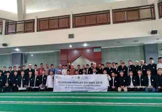 DDII Sebar 200 Dai Ramadhan di Pedalaman