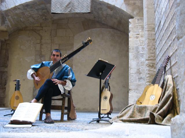 Música renaixentista, a Tortosa.