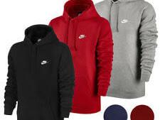 Nike men's pullover hoodie,41% off