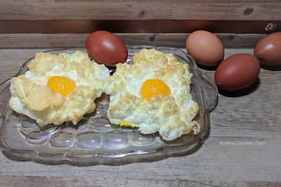 egg clouds | recipe