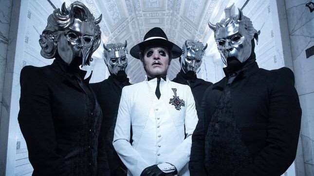 "GHOST:  Video για το νέο single ""Dance Macabre"""